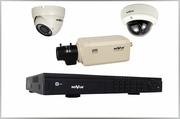 Системы видеонаблюдения и системы безопасности.