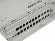 Мини Атс Panasonic KX-TEM824 + KX-TE82480X плата расширения 2-х внешни