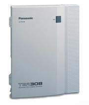 KX-TEB308RU - аналоговая мини атс Panasonic малой емкости