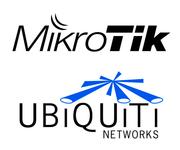 Настройка маршрутизаторов (роутеров) Mikrotik,  Ubiquiti